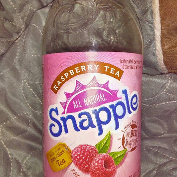 Photo of Snapple All Natural Raspberry Tea uploaded by Teresa D.
