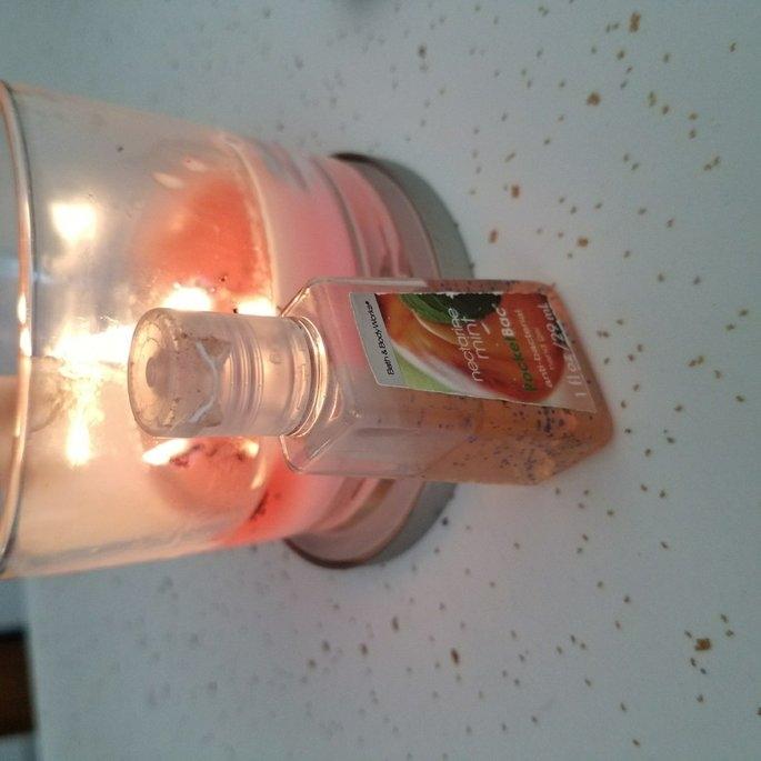 Bath Body Works Bath & Body Works Nectarine Mint PocketBac Deep Cleansing Anti-Bacterial Hand Gel 1 oz (29 ml) uploaded by Danielle F.