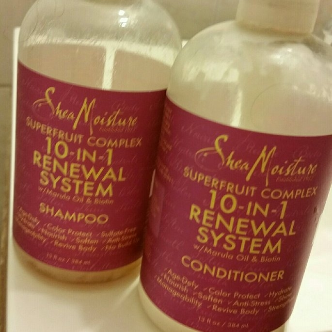 SheaMoisture Professional Gentle Curl Cleansing Co-Wash uploaded by Ramonita R.