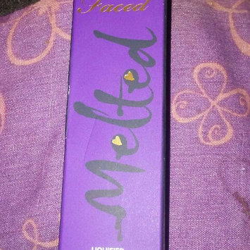 Too Faced Melted Liquified Long Wear Lipstick uploaded by Jodi T.
