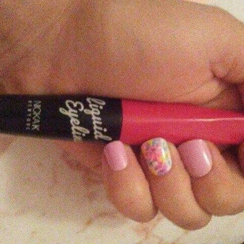 Nicka K Liquid Eyeliner uploaded by Elizabeth M.