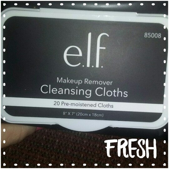 e.l.f. Studio Makeup Remover Cleansing Cloths uploaded by chastity p.