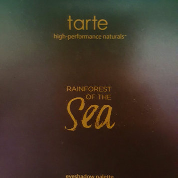tarte Rainforest of the Sea™ Limited-Edition Eyeshadow Palette uploaded by Amy V.