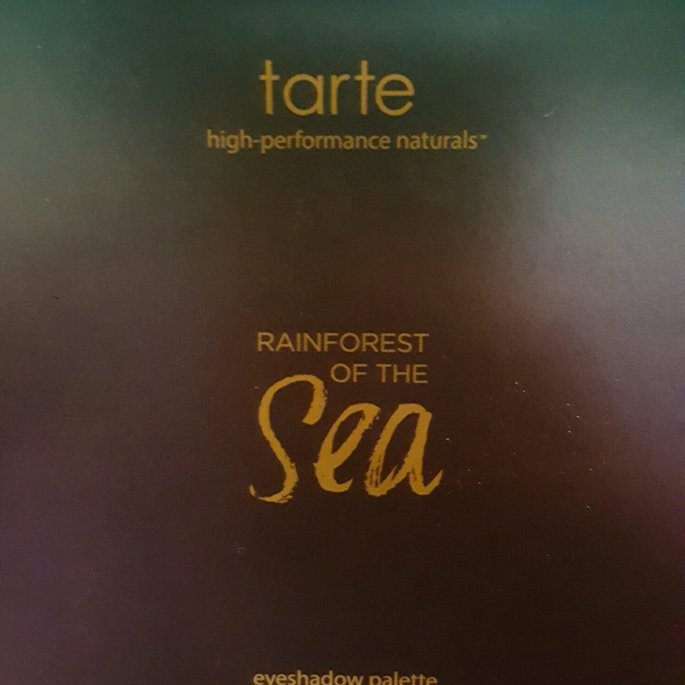 Tarte Rainforest of the Sea™ limited-edition eyeshadow palette - multi uploaded by Amy V.