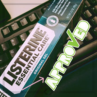 Listerine® Powerful Mint Gel Essential Care® Fluoride Toothpaste 4.2 Oz Box uploaded by OnDeane J.