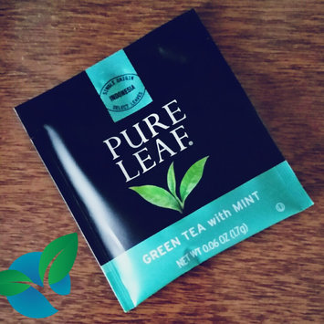 Photo of Pure Leaf Green Tea with Mint in Pyramid Bags 16ct uploaded by Terri D.