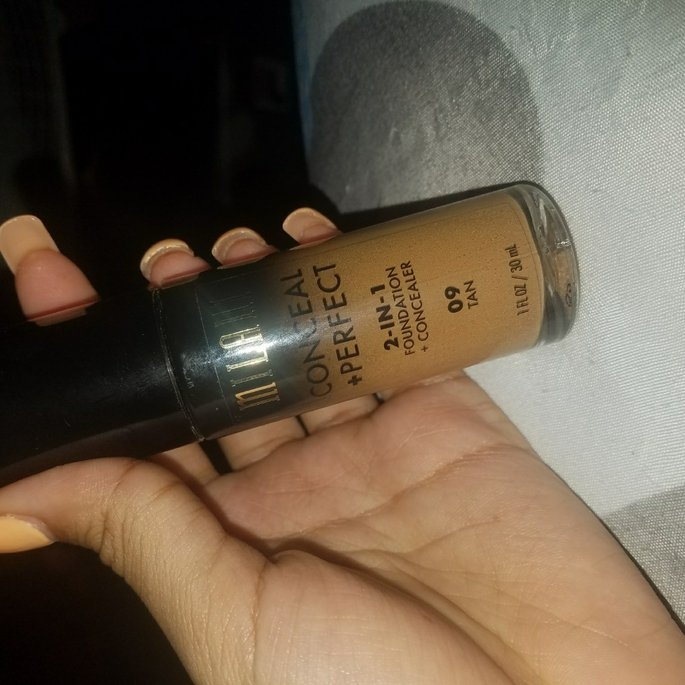 Milani Conceal + Perfect 2-in-1 Foundation + Concealer uploaded by Lacy A.
