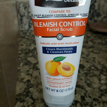 Photo of Equate Beauty Blemish Control Apricot Scrub, 6 oz uploaded by Lara S.