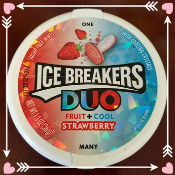 Ice Breakers Duo Strawberry Sugar Free Mints uploaded by Marisol T.