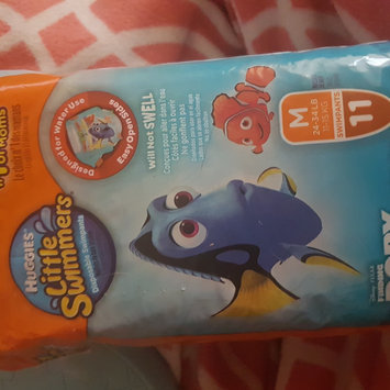 Photo of Huggies® Little Swimmers Diapers uploaded by Kathleen F.