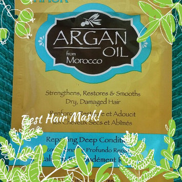 Hask Argan Oil Intense Deep Conditioning Hair Treatment uploaded by Adeline P.