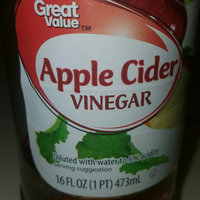 Great Value: Apple Cider Vinegar, 16 Oz uploaded by Anita S.