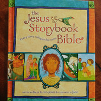 The Jesus Storybook Bible: Every Story Whispers His Name uploaded by Tanya R.