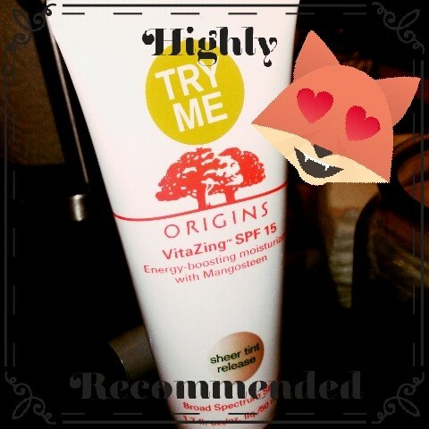 Origins VitaZing SPF 15 Energy-Boosting Moisturizer with Mangosteen uploaded by Emely M.