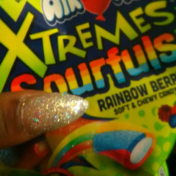 Photo of Airheads Xtremes Sweetly Sour Candy Rainbow Berry uploaded by Melanie G.