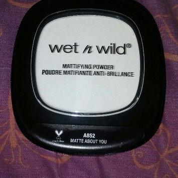 Wet 'n' Wild Mattifying Powder uploaded by Jodi T.