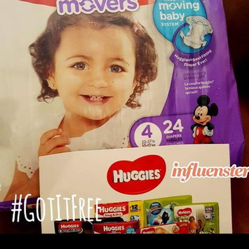 Huggies® Little Movers Diapers uploaded by Emma B.