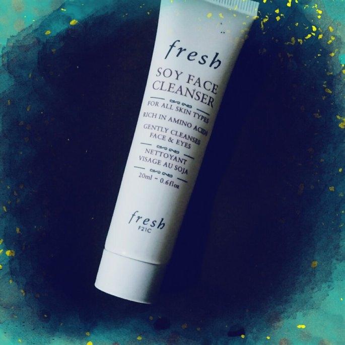 Fresh Soy Face Cleanser uploaded by Yoselin L.