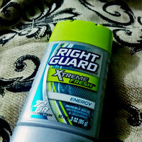 Right Guard Xtreme Fresh Energy Invisible Solid Antiperspirant & Deodorant uploaded by Yoselin L.