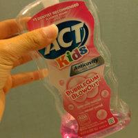 ACT Kids Anti-Cavity Fluoride Rinse, Bubblegum 16.9 fl oz (479.11 g) Pack of 2 uploaded by elise l.