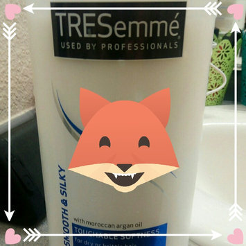 Photo of TRESemmé Smooth & Silky Conditioner uploaded by Jackie M.