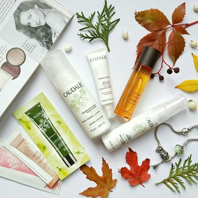 Caudalie Instant Foaming Cleanser uploaded by Nataliia B.