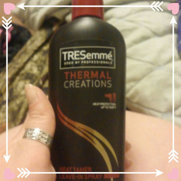 TRESemme Thermal Creations Heat Tamer Protective Spray uploaded by Destinie M.