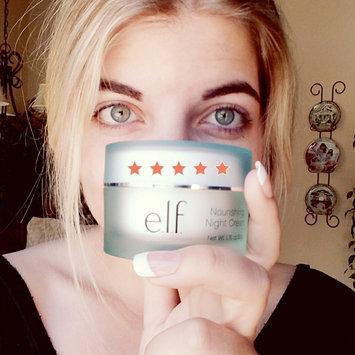 Photo of e.l.f. Skincare Nourishing Night Cream uploaded by mb m.