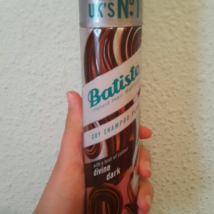 Batiste Dry Shampoo Hint of Color uploaded by Gabriela P.