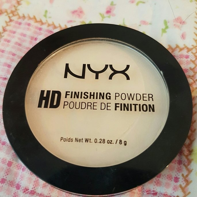 NYX HD Finishing Powder Banana uploaded by Elizabeth V.