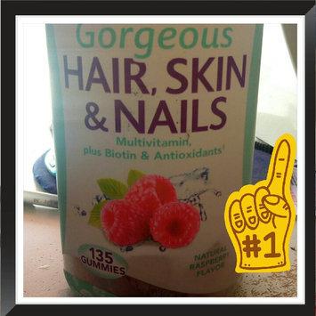 Vitafusion™ Hair, Skin & Nails Multivitamin Gummies 135 ct Plastic Bottle uploaded by Jackie F.