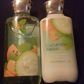 Photo of Bath & Body Works Signature Collection Cucumber Melon Body Lotion uploaded by Elyse S.