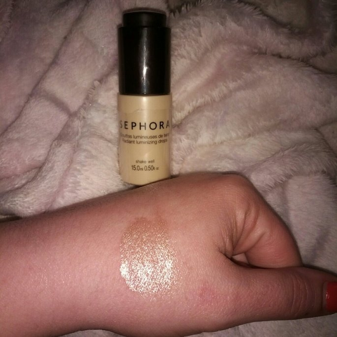 SEPHORA COLLECTION Radiant Luminizing Drops uploaded by Samantha M.