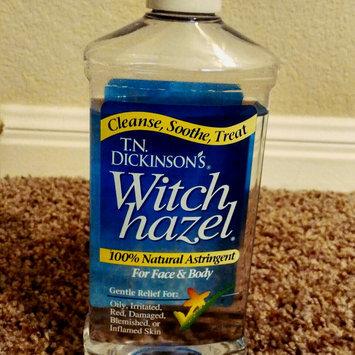 T.N. Dickinson's Witch Hazel Astringent uploaded by Darla W.