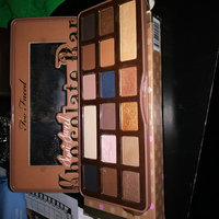 Too Faced Semi Sweet Chocolate Bar uploaded by steffy b.