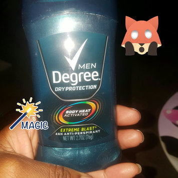 Degree® Cool Comfort All Day Protection Anti-perspirant Deodorant for Men uploaded by Keiondra J.