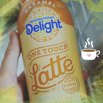 Photo of International Delight One Touch Latte Caramel uploaded by Krystal M.