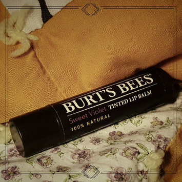 Burt's Bees Tinted Lip Balm uploaded by Amy N.