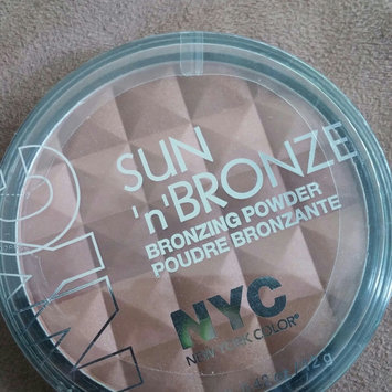 Photo of N.Y.C. New York Color Sun N' Bronze Bronzing Powder uploaded by H L.