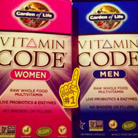 Garden of Life Vitamin Code Women's Multi uploaded by Maria Fernanda O.