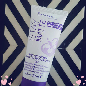 Rimmel Stay Matte Primer uploaded by saiyara a.