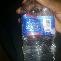 Trader Joe's® Natural Mountain Spring Water uploaded by ebonee h.
