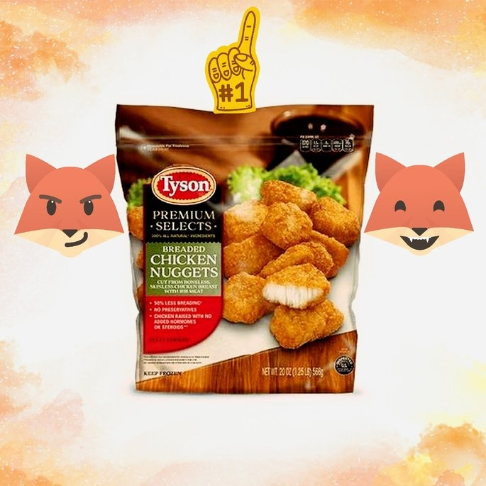 Tyson Chicken Fun Nuggets uploaded by Spontaneous W.