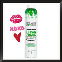 Not Your Mother's Clean Freak Unscented Dry Shampoo uploaded by Spontaneous W.