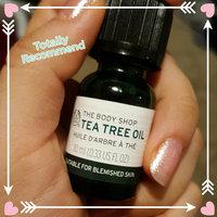 THE BODY SHOP® TEA TREE OIL uploaded by Isamar S.