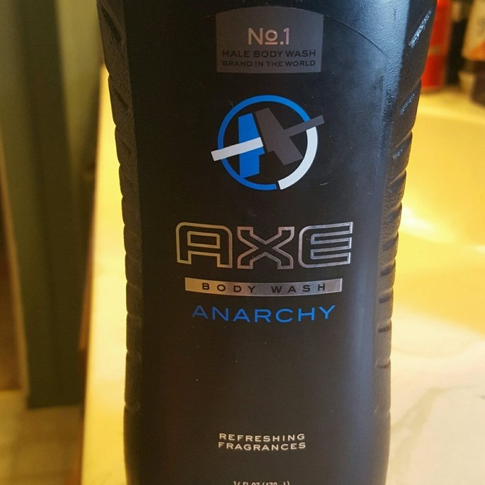 Axe Anarchy Shower Gel uploaded by Alicia B.