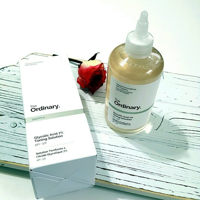 The Ordinary Glycolic Acid 7% Toning Solution uploaded by tamara b.