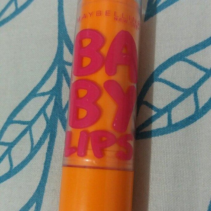 Maybelline Baby Lips® Moisturizing Lip Balm uploaded by Valentina G.