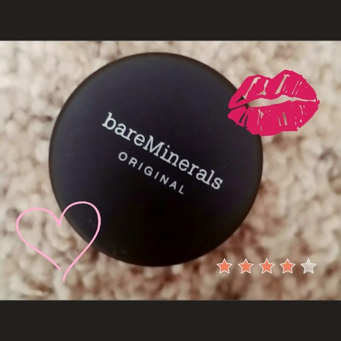 bareMinerals ORIGINAL Foundation Broad Spectrum SPF 15 uploaded by Cindy H.