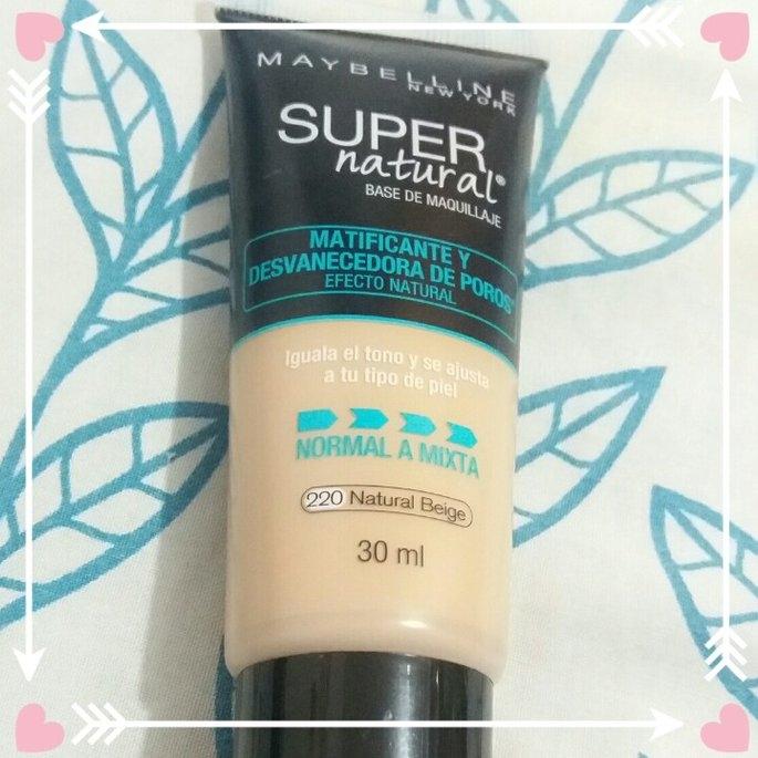 Maybelline Super Natural Mat uploaded by Valentina G.